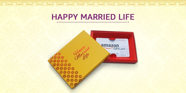 Personalized gift cards store buy personalized gift cards online happy married life negle Choice Image