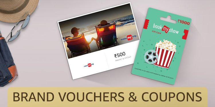 Gift Cards & Vouchers Online : Buy Gift Vouchers & E Gift Cards ...