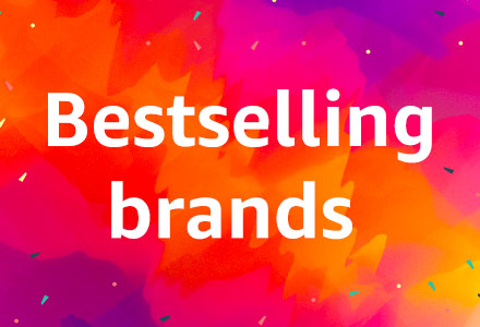 Bestselling brands