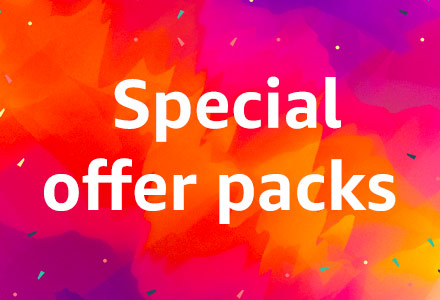 Special offer packs