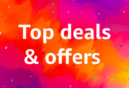 Top deals & offers