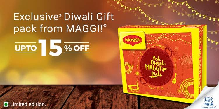 Maggi festive pack