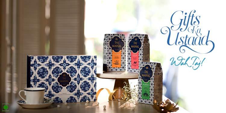 Taj Spice collection