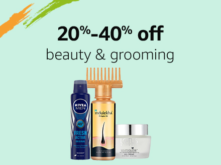 20% - 45% off: Beauty