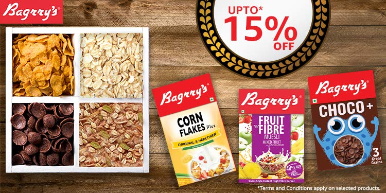 Up to 20% off: Bagrry's