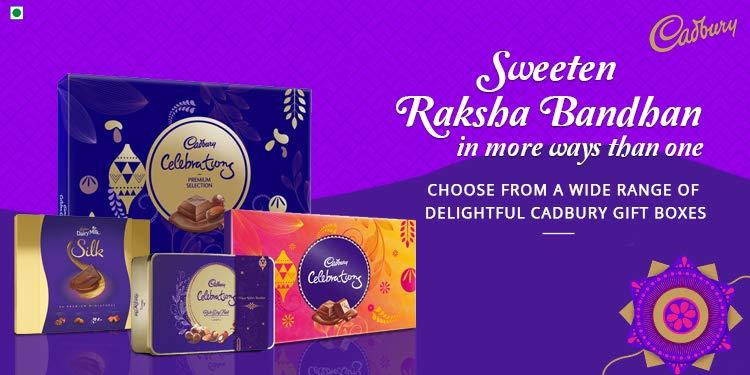 Sweeten Raksha Bandhan