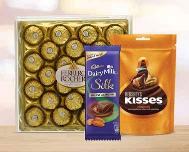 Up to 40% off : Chocolates & more