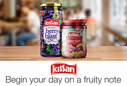 Kissan Jams