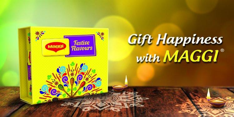 Maggi Festive Flavour