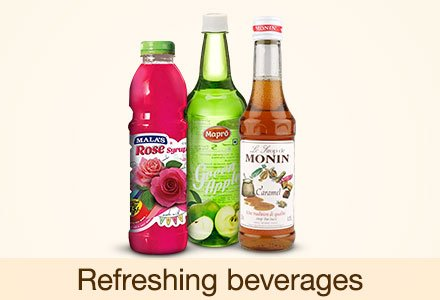 Refreshing-beverages