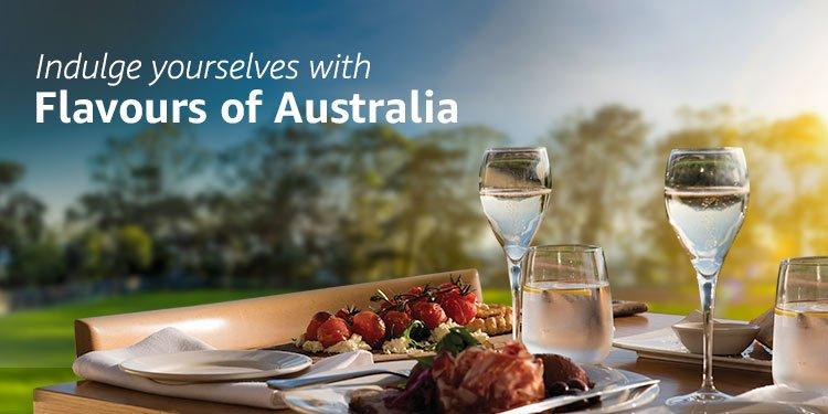Flavours of Australia