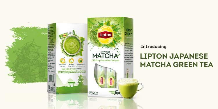 Lipton Matcha
