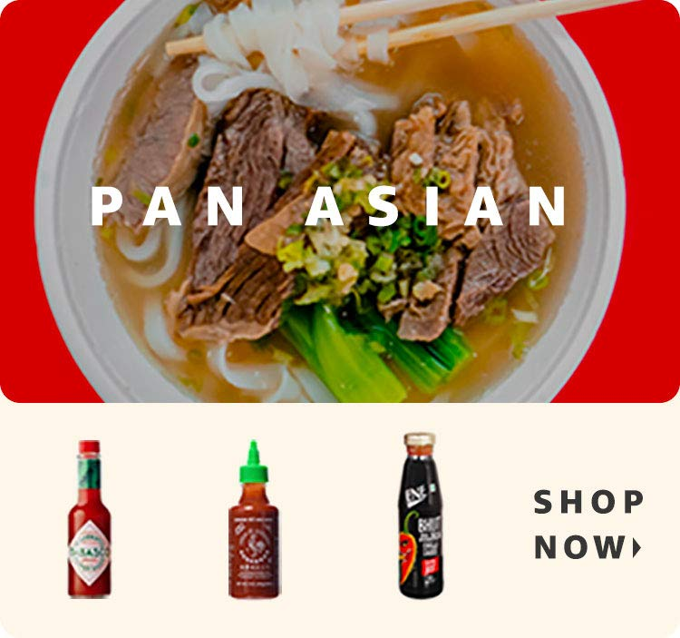 Pan-asian cusine