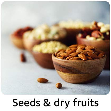 Seeds & dry fruits