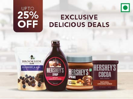 Grocery & Gourmet Foods Store: Buy Food Products online at best