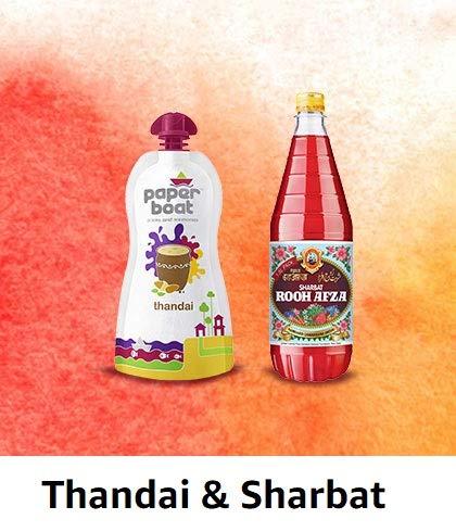 Thandai & sharbat