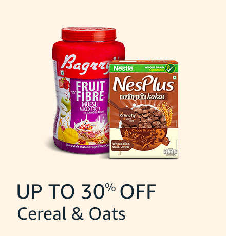 Cereals and Oats