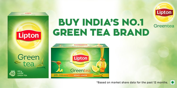 Green Tea Packs