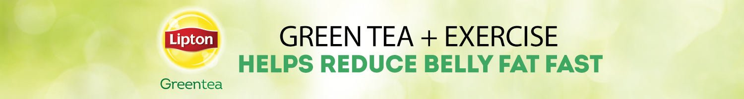 Green Tea: Reduces belly fat