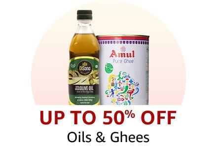 Oils & Ghees