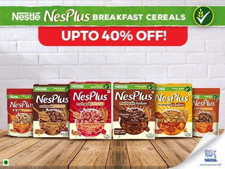 Up to 40% off: Nesplus
