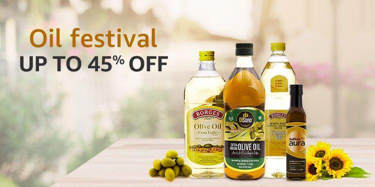 Oils festival