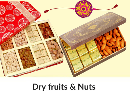 Dry fruits & Nuts gift hampers