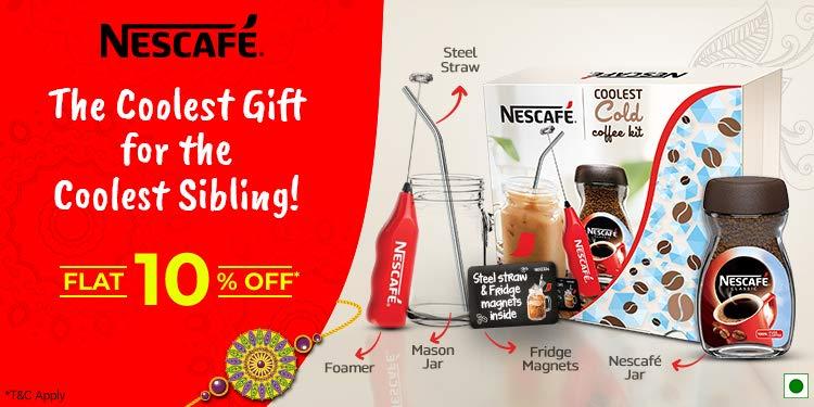 Nescafe shaker