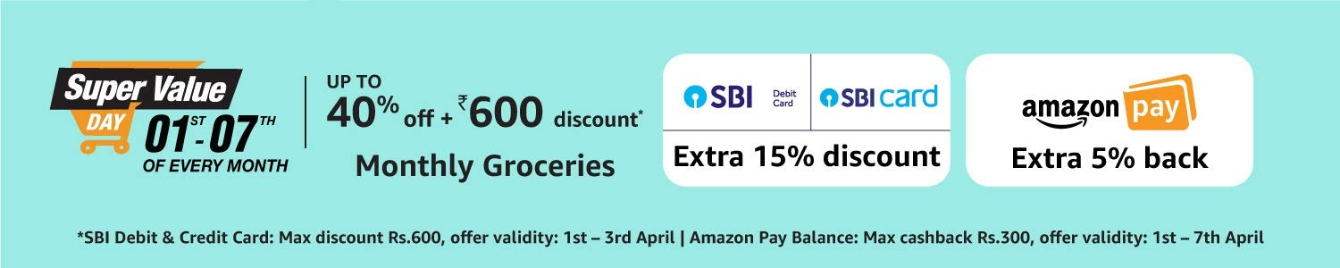 Amazon Super Value Day Amazon Pay Offers