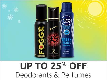 Deodrants & perfumes