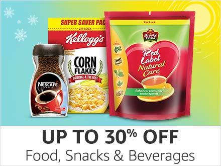Food, snacks & beverages