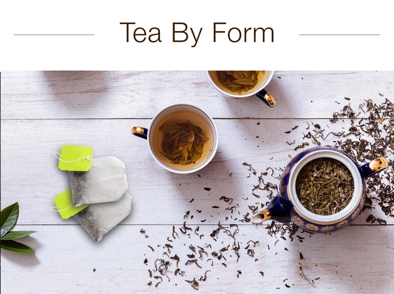 TeaByForm