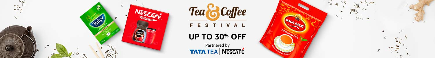 Tea & coffee fest