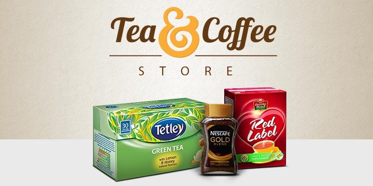 Tea & Coffee store