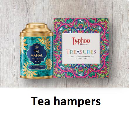 Tea hampers