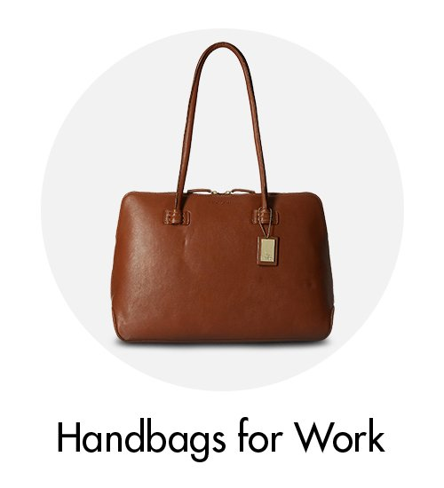 Handbags for work