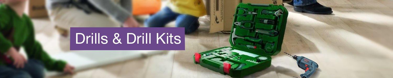 Drills & Drill Kits