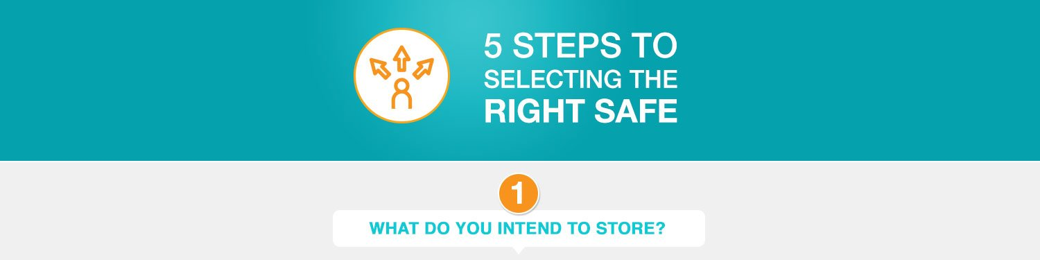 5 steps to buy a safe