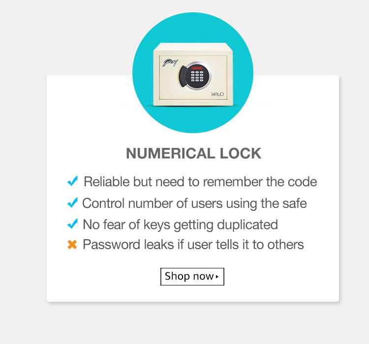 Numerical Lock