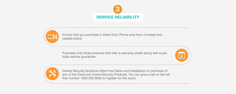 Service Reliability