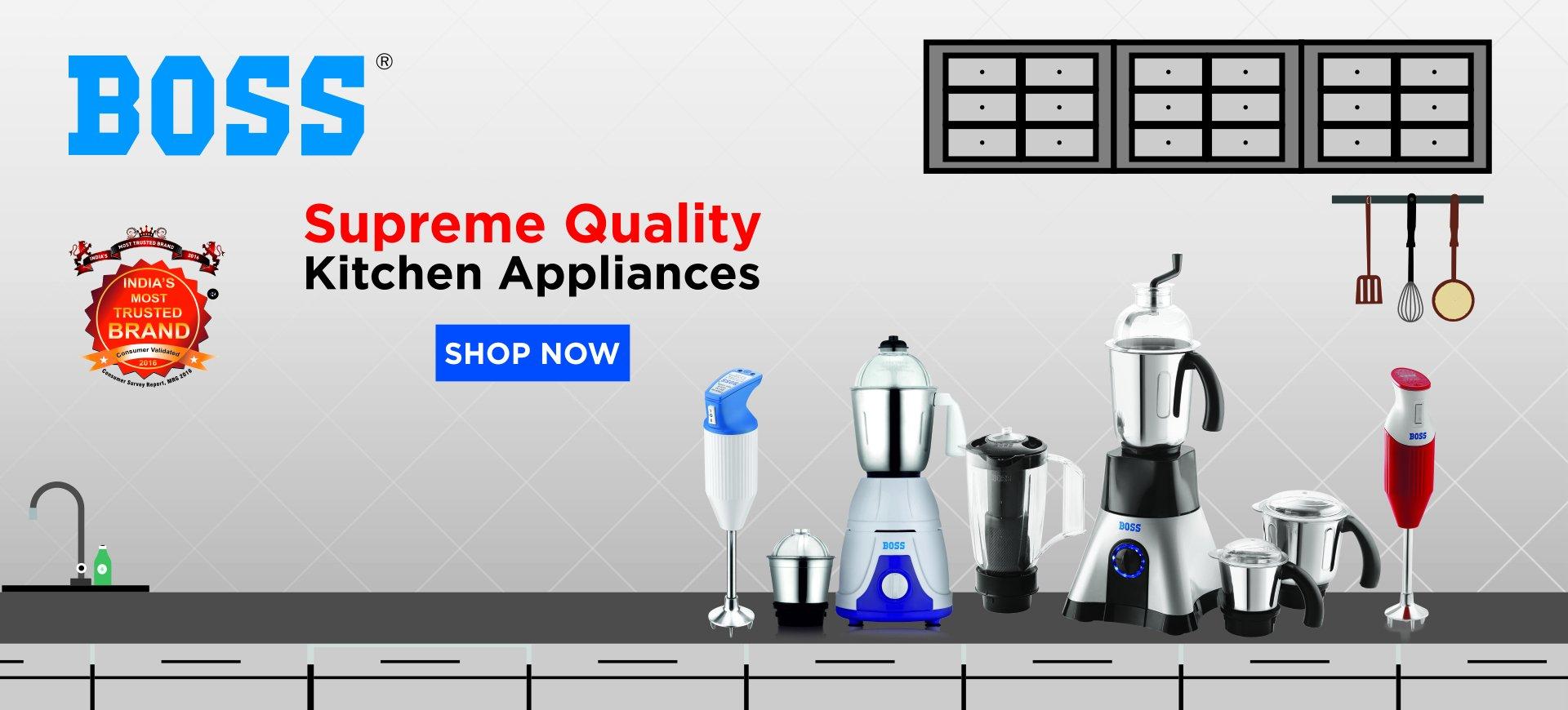 Shopping Online Kitchen Appliances | Kitchen Sohor