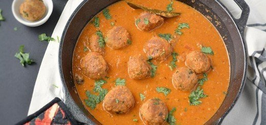 Soya curry