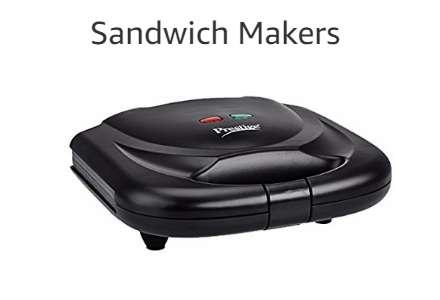 Sandiwch makers