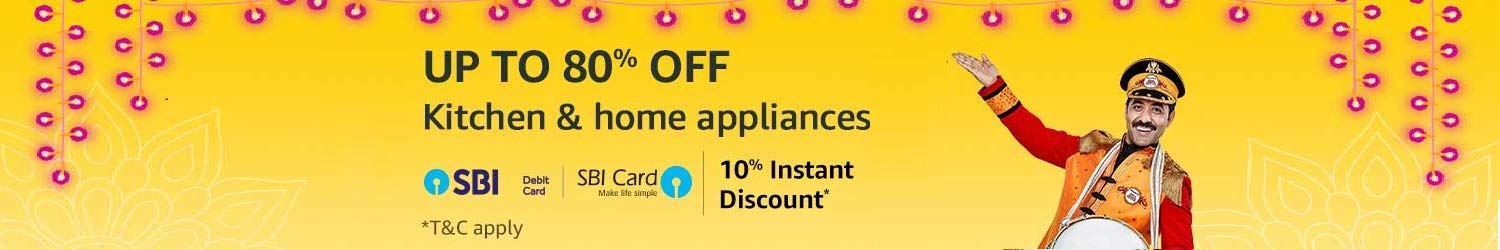 Up To 80 Off % : Kitchenad  home Appliances