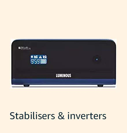 Stabilisers and Inverters