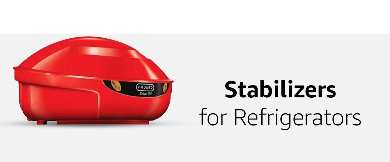 Stabilizer for referigerators