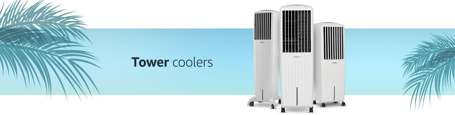 Tower Coolers