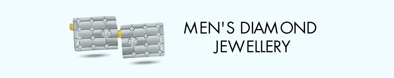Men's Diamond Jewellery