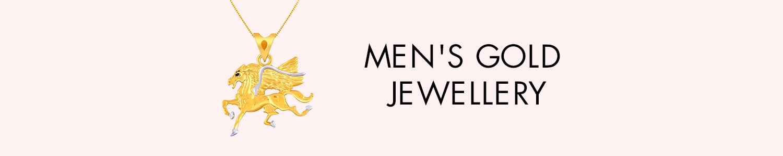 Men's Gold Jewellery