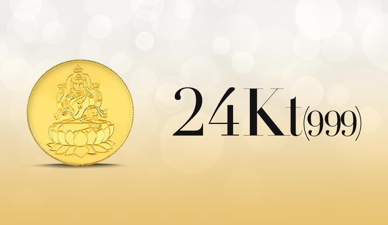 Gold Coind 24K
